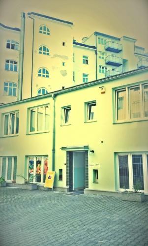 Pražská Katedrála Hostel