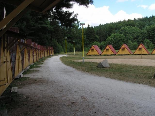 Tábor Černý potok