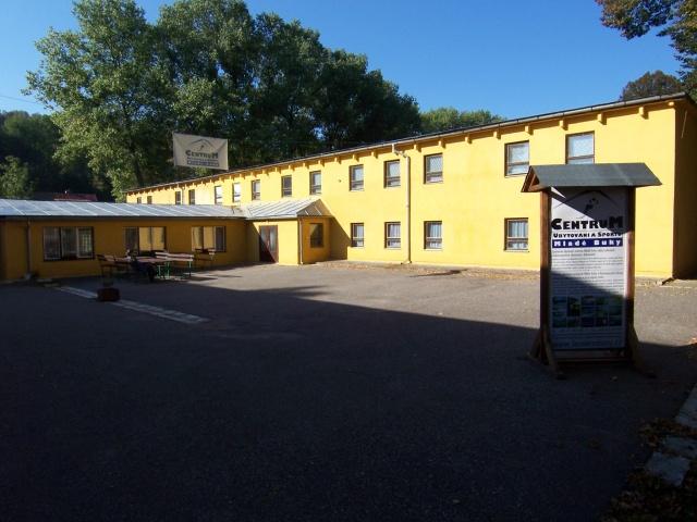 Centrum ubytování a sportu Mladé Buky