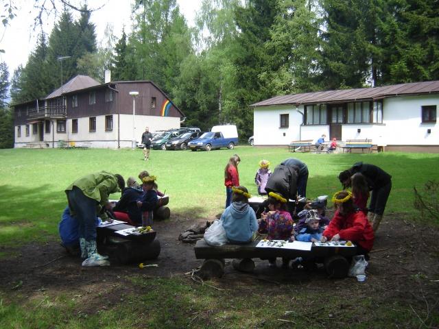 Turistická chata Duha